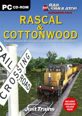 Rascal & Cottonwood - Rail Simulator Add-On - PC