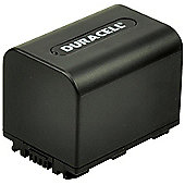 Duracell Camcorder Battery 7.4v 1640mAh Lithium-Ion (Li-Ion)