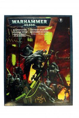 Warhammer Necron Battleforce Model Kit