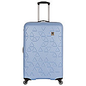 Revelation by Antler Echo 4 Wheel Large Blue Suitcase