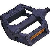 Wellgo LU205 - 1/2' Nylon BMX/ATB Pedal in Black