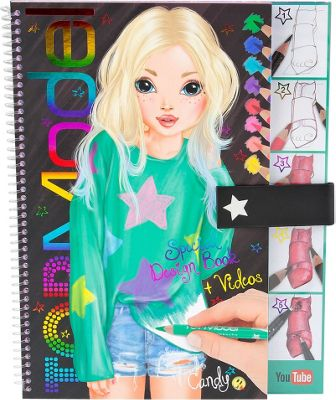 TOP Model Special Design Book and Videos