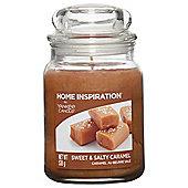 Yankee Candle Sweet Salty Caramel Large Jar