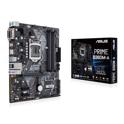 ASUS PRIME B360M-A Motherboard