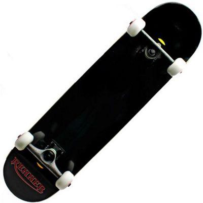 Renner Z Series Black Complete Skateboard