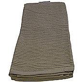 Now Designs Single Ripple Kitchen Tea Towel, London Grey