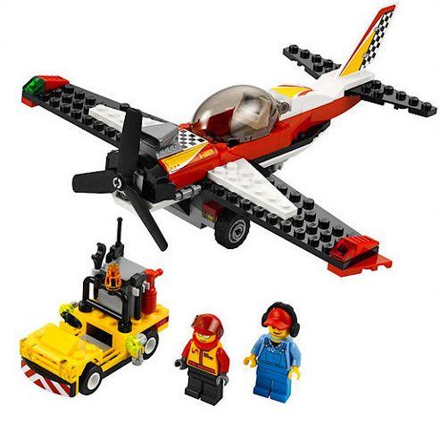 Lego City Stunt Plane - 60019