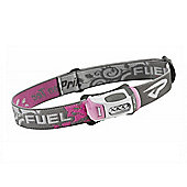 Princeton Tec Fuel LED Head Torch Pink