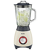 Breville Pick & Mix Blender, VBL067, 600W - Vanilla