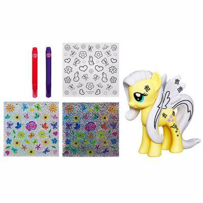 My Little Pony Design-A-Pony Fluttershy