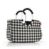 Reisenthel Loopshopper Shopping Bag in Fifties Black OS7028