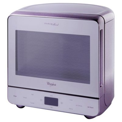 Whirlpool Microwave Oven with Grill Max 13L, Pink