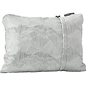 Therm-A-Rest Compressible Pillow Grey, Medium (46cm x 36cm)