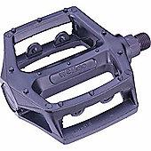 Wellgo 9/16' LU313 Alloy Platform BMX/ATB Pedal - Black