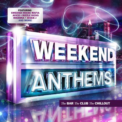 Weekend Anthems (3 CD)