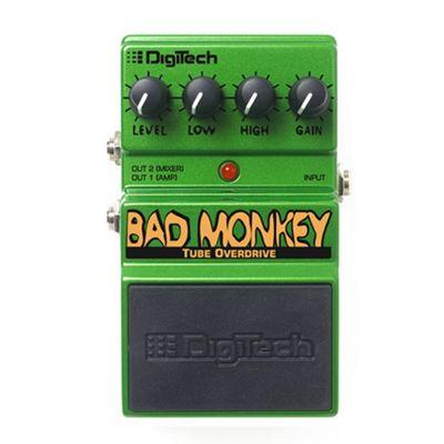Digitech DBM Bad Monkey Guitar Effects Pedal