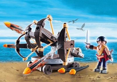 Playmobil Eret And Ballista