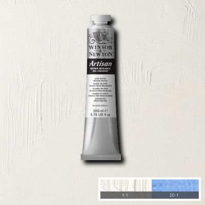 W&N - Woc 200ml Zinc White