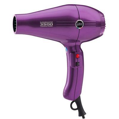 Gamma Piu 3500 Tourmaline Hair Dryer Purple