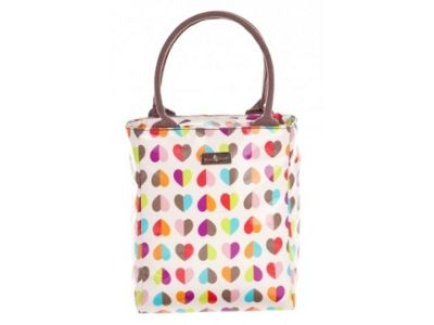 Navigte 27973 Beau & Eliot Lunch Tote Confetti