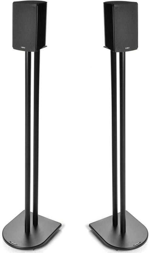 Atacama Duo 10 Black Speaker Stands