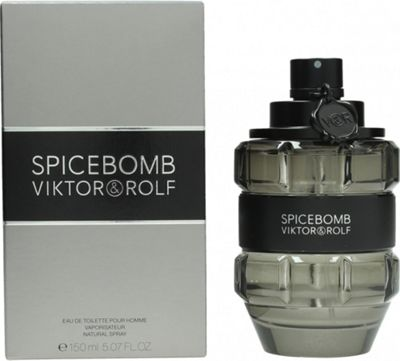 Viktor & Rolf Spicebomb Eau de Toilette (EDT) 150ml Spray For Men
