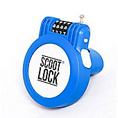 Bebelephant Scoot Lock (Blue)