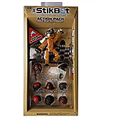 Stikbot Hairstyles Action Pack #black Hair