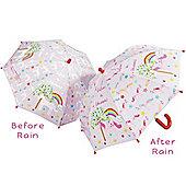 Children's Colour Changing Umbrella – Unicorn, Children's Umbrellas, Kids Umbrellas, Umbrellas for Girls