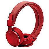 Urbanears Plattan ADV Bluetooth Headphones Tomato Red