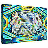 "Pokemon POK80293 ""Kingdra-EX Box"" Game"