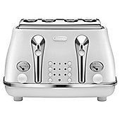 DeLonghi Elements 4 Slice Toaster