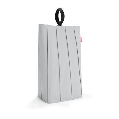 Reisenthel Laundrybag Laundry Basket Storage | 55 Litres Large | Light Grey