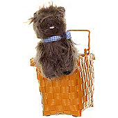 Rubies - The Wizard of Oz Toto in Basket