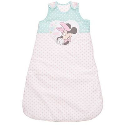 OBaby Minnie Mouse 2.5 Tog Sleeping Bag (0-6 Months)