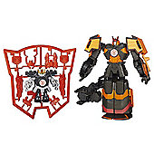 Transformers Robots In Disguise Mini-Con Deployers Action Figure - Drift with Jetstorm