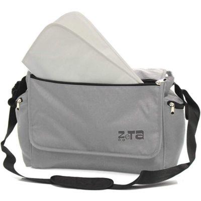 Zeta Changing Bag (Grey)