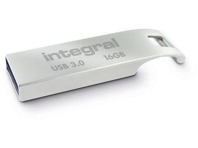 Integral 16GB Metal ARC USB 3.0 Flash Drive
