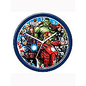Marvel Avengers Wall Clock