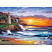 The Lighthouse - 1000 piece Puzzle