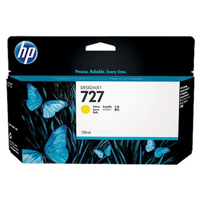 HP Printer ink cartridge for Designjet - Yellow