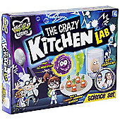 Weird Science The Crazy Kitchen Lab Science Set