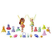 "Disney Fairies 4.5"" Tink and Fawn Double Pack"