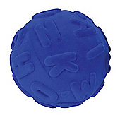 Rubbabu Alphalearn Ball Uppercase (Blue)