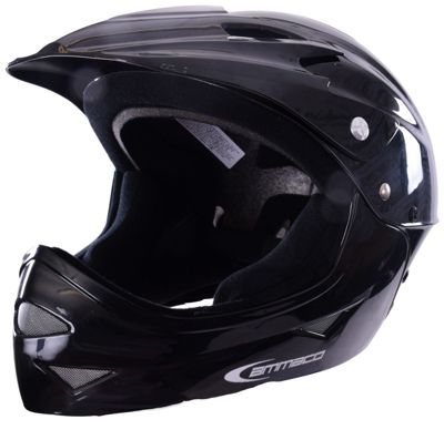 Ammaco Full Face BMX Bike Kids Helmet 54-58cm