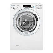 Candy Washing Machine, GVS1410DC3B, 10kg load with 1400 rpm - White with Chrome Door