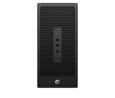 HP 285 G2 Microtower Desktop AMD A Series 500GB Windows 10 Pro Integrated Graphics