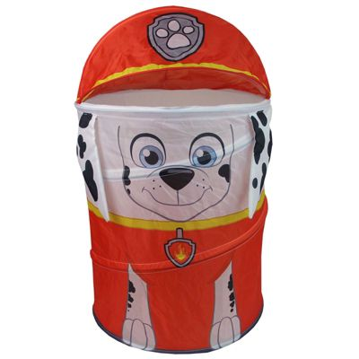 Paw Patrol Marshall 3D Pop-Up Laundry Bin