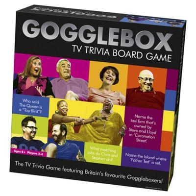 Gogglebox Trivia Game