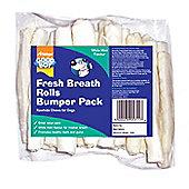 Good Boy Fresh Breath Rolls - Bumper Pack